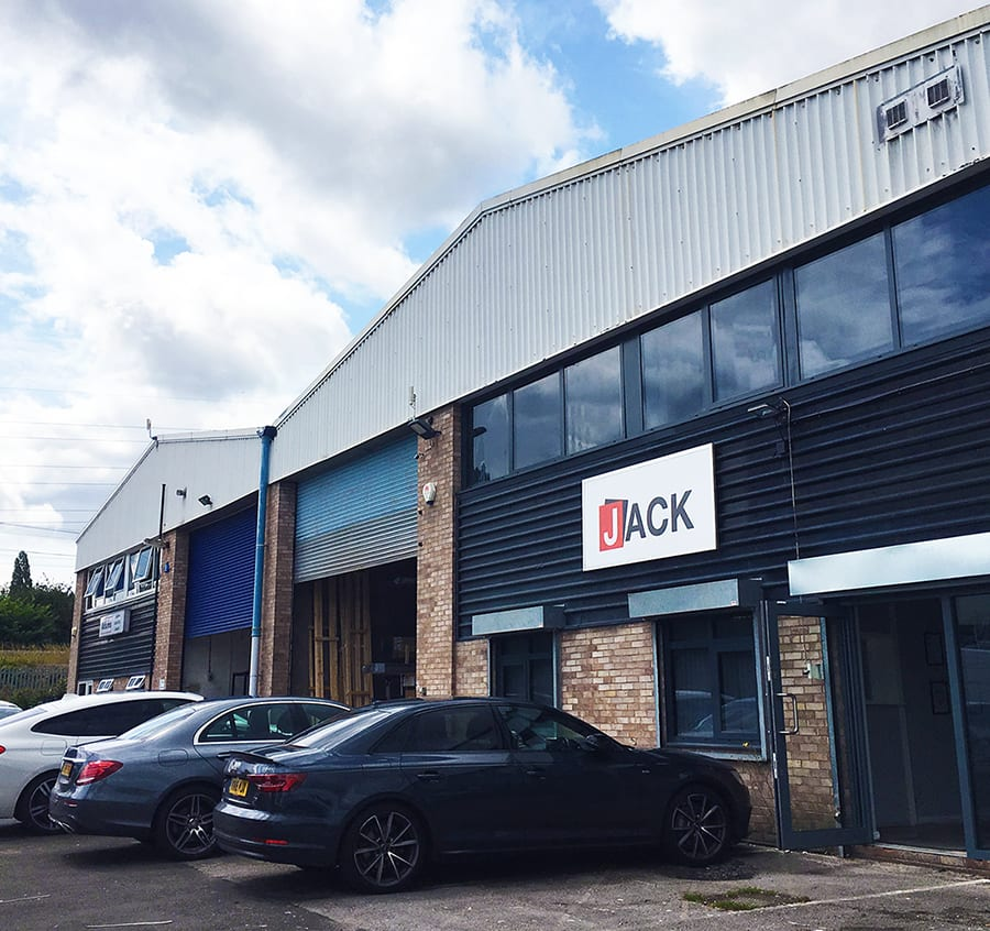 Jack Aluminium new 18,000 sq ft premises